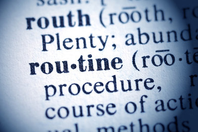 routine by definition