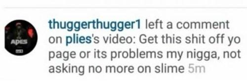 thug to plies