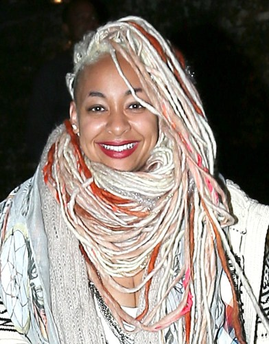 Raven Symone Goes to Hooray Henrys Pictured: Raven Symone Ref: SPL996285 110415 Picture by: Photographer Group / Splash News Splash News and Pictures Los Angeles: 310-821-2666 New York: 212-619-2666 London: 870-934-2666 photodesk@splashnews.com