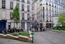 Parisian square, 2nd Arrondissement