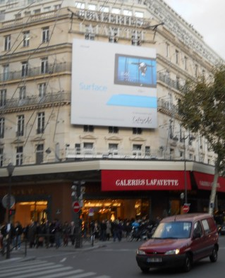 Galeries Lafayette department store