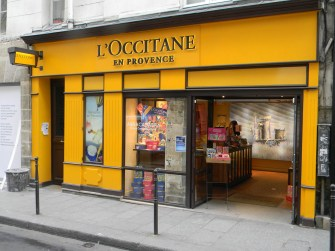 L'Occitane en Provence boutique
