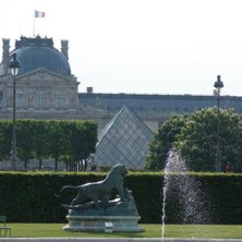 Louvre from Tuiileries 1 - Copy