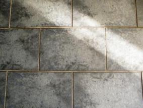 Kitchen Floor Grout Colouring