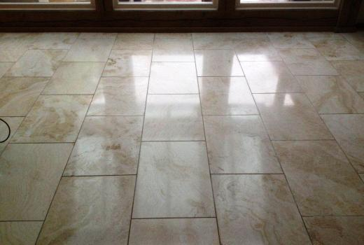 Travertine Floor Brightwell Cum Sotwell