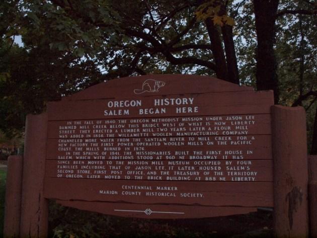 Salem Began Here