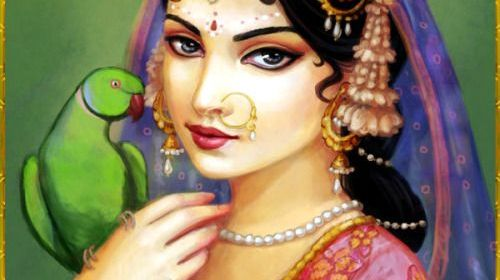 The Feminine Divine in the Upanishads