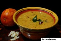 Yellow Cucumber Dal