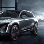 2021 Cadillac Electric SUV