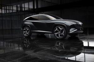 Hyundai Tuscon - aka Vision T Concept