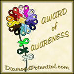 Awareness Award Button