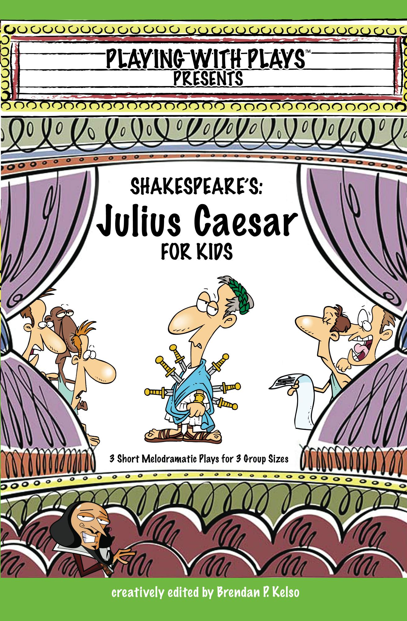 Top 10 Male Shakespeare Characters for Kids to Perform - Shakespeare