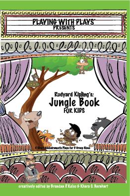 Jungle book for kids