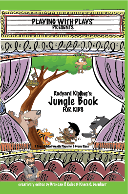 Jungle book for kids