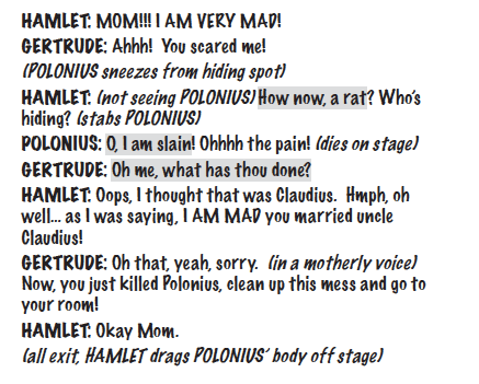 hamlet for kids script sample 1