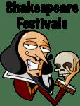 shakespeare festivals