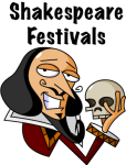 shakespeare festivals