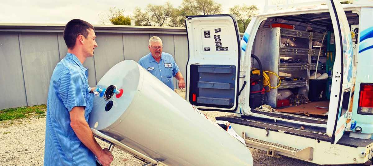 Water Heater Installation - Plumber Springfield Missouri