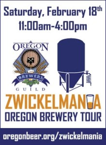 Oregon Brewers Guild Zwickelmania