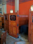 Kell's Brew Pub booths