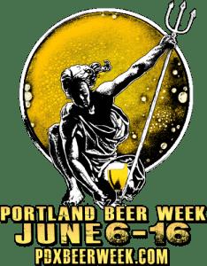2013 Portland Beer Week logo