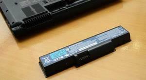 Método de restauración de la computadora portátil de la batería