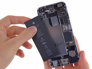Sådan ændres batteriet på iPhone 5