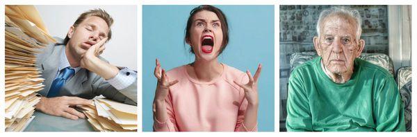 Психические нарушения при печёночной энцефалопатии