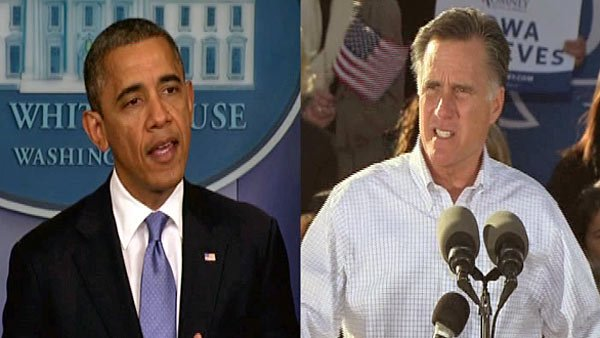 President Obama and Mitt Romney both made comments on Hurricane Sandy and offered condolences to the victims. However, it is still not clear what effects the storm will have on Election Day. (Source: CNN)