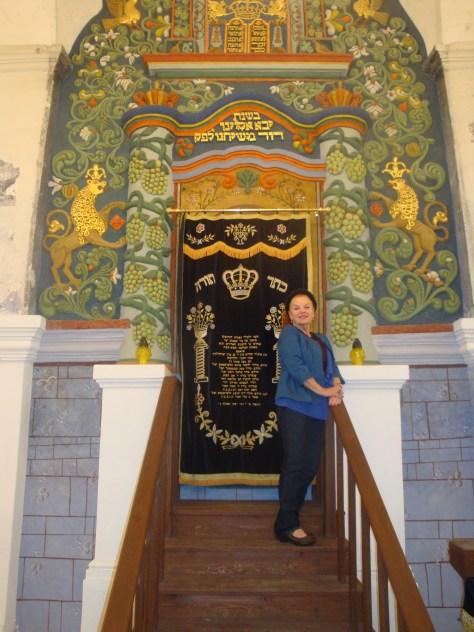 Bobow synagogue