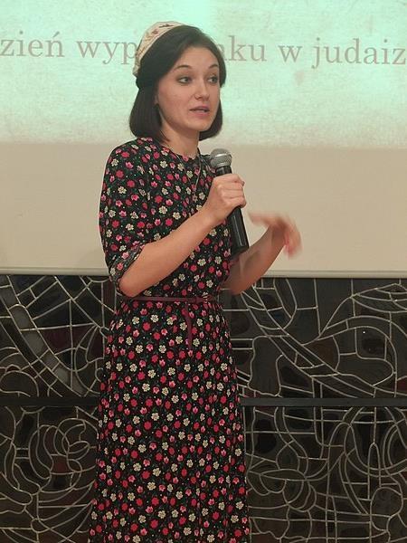 Lay Cantor Miriam Klimova Muzeum Ziemi Lubuskiej w Zielonej Górze