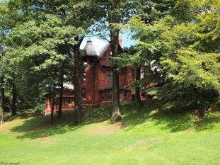 Mark Twain House in Hartford Connecticut