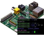 Raspberry Pi terminal commands