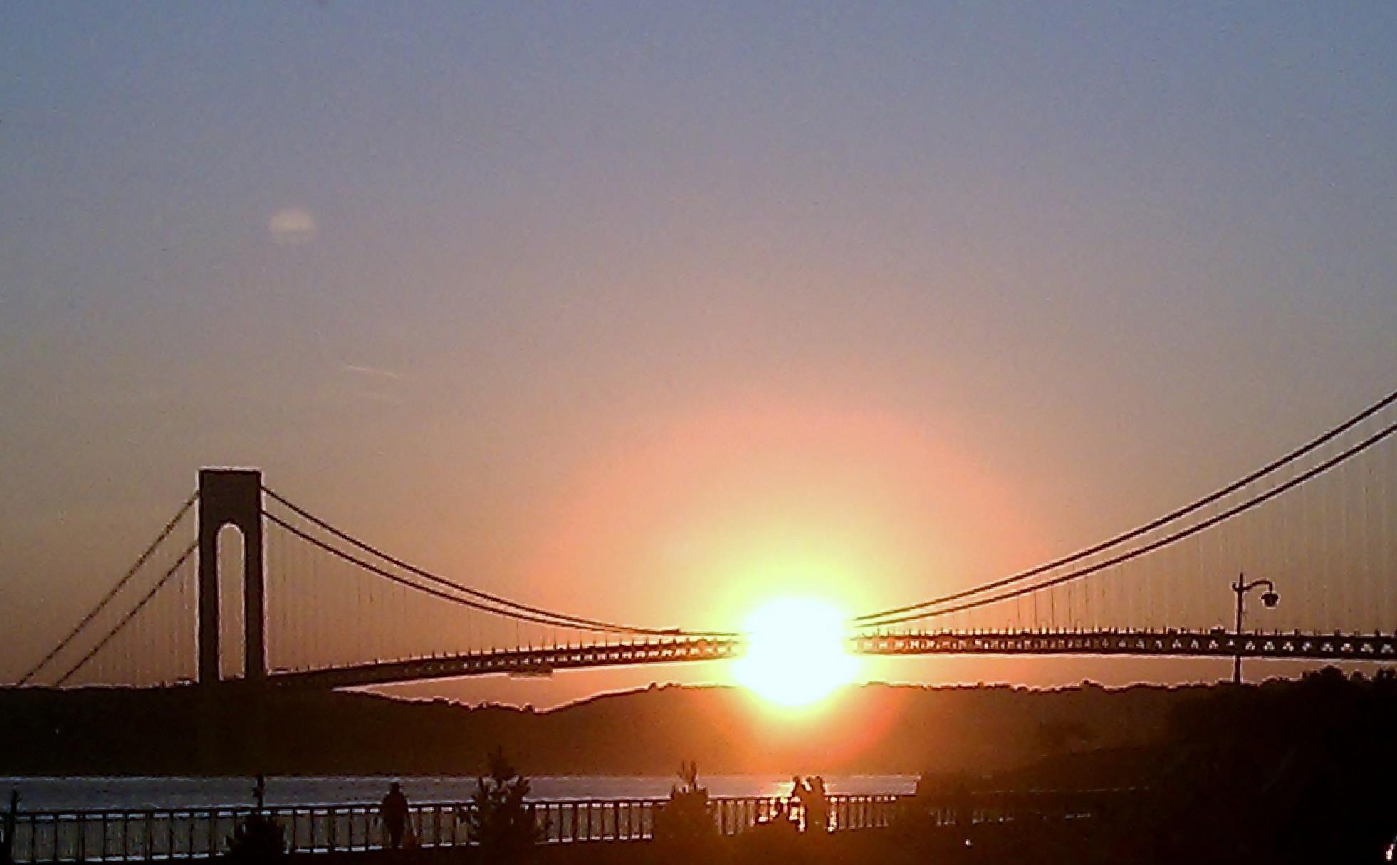 staten island sunset