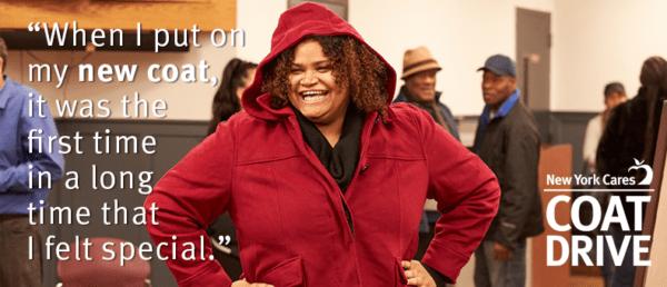 New York Cares Coat Drive 2019| New York Cares
