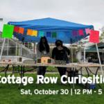 Cottage Row Curiosities – Snug Harbor Cultural Center & Botanical Garden