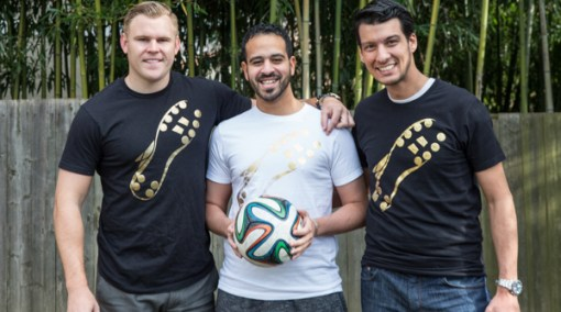 Interview with @GoldCleats Founder: Saud AlNowais