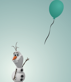 Frozen's Motto: Let it Go