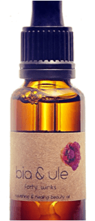 Bia & Ule- Forty Winks Nourishing & Healing Rose Maroc Beauty Oil 25 ml, AED 230 Visit online page: http://www.biaandule.com/forty-winks Instagram: @BIAANDULE