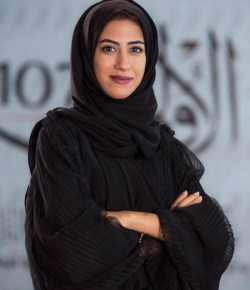 10 Q&A With Inspirational Women of the UAE – Atheer Bin Shakar (@Atheer_aShaker)