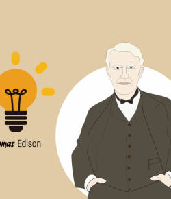 3 Lessons from Thomas Edison