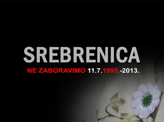 Srebrenica 2013
