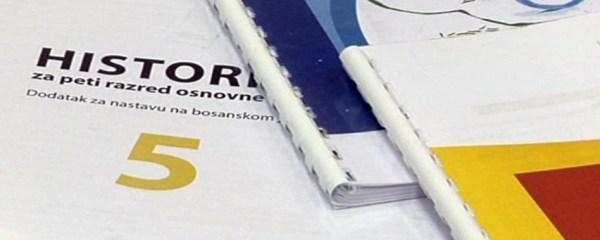 udzbenici na bosanskom / foto screenshot