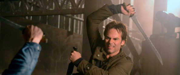 Billy Burke as Miles Matheson in Revolution. Credit: Brownie Harris/NBC
