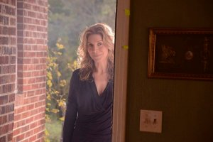 Let's face it, Mom is just weird. Elizabeth Mitchell as Rachel Matheson in Revolution. Credit: Brownie Harris/NBC