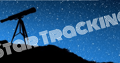 star tracking