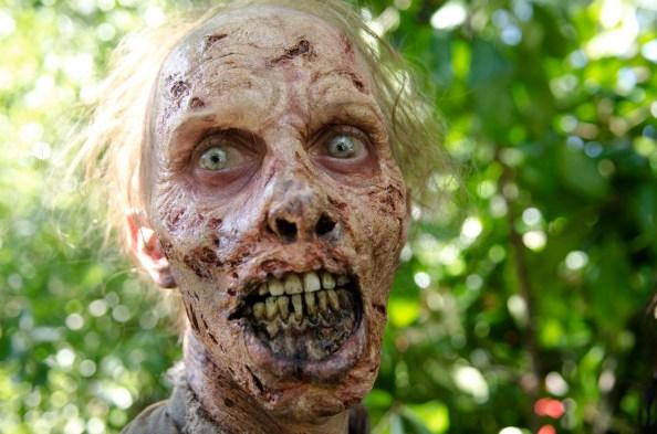Walker - The Walking Dead _ Season 4, Episode 9 - Photo Credit: Gene Page/AMC