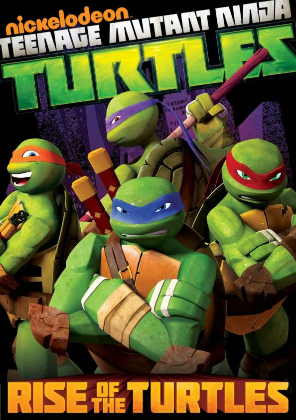 """Rise of the Turtles"" is a two part season 1 opening that's simply fantastic."