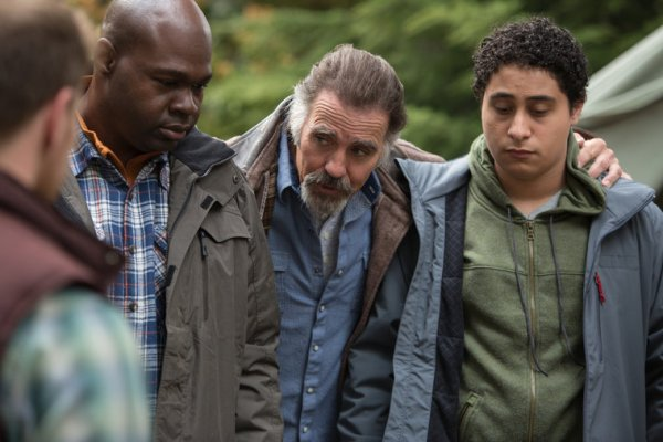 """Photo from the episode """"Iron Hans"""""""