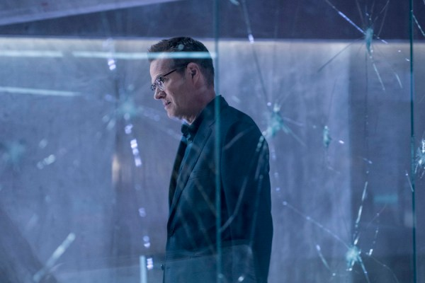 """HEROES REBORN -- """"Game Over"""" Episode 106 -- Pictured: Jack Coleman as HRG -- (Photo by: Christos Kalohoridis/NBC)"""